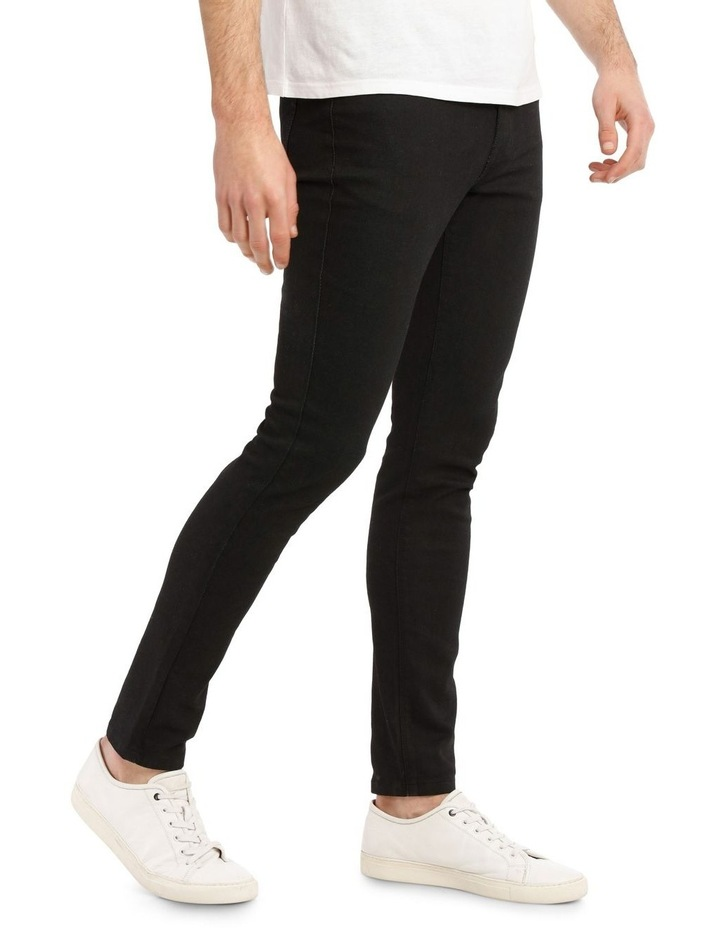 Justin Coated Skinny Jean image 2