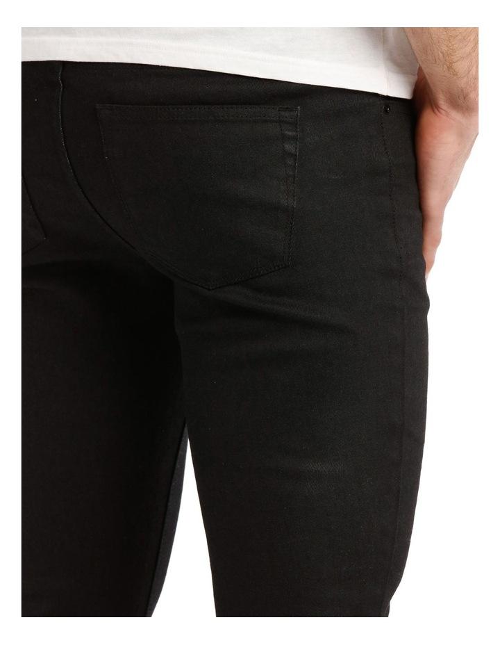 Justin Coated Skinny Jean image 4