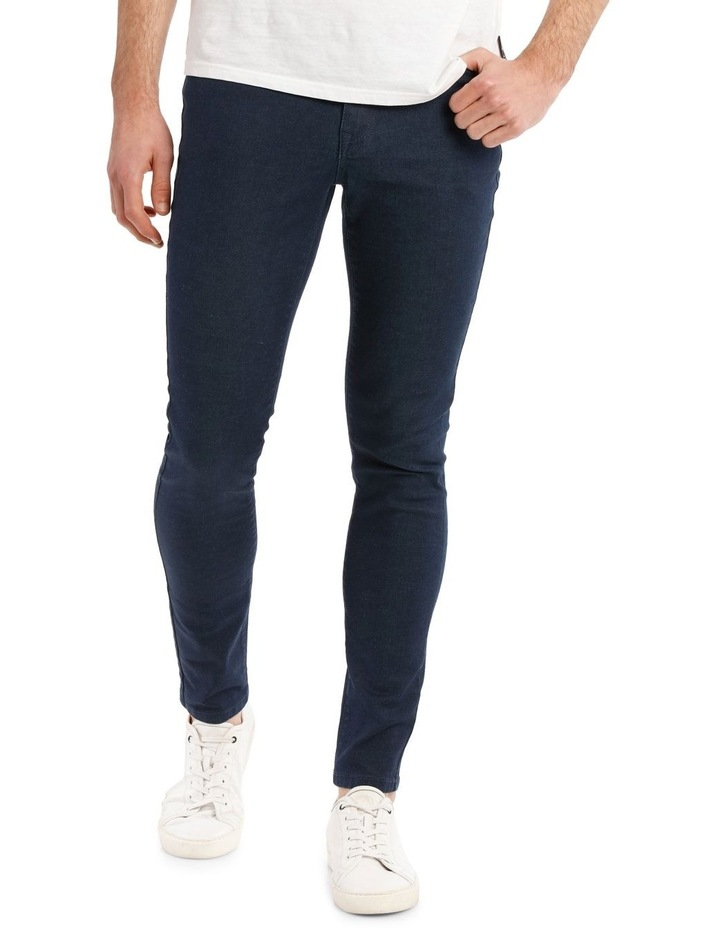 Justin Coated Skinny Jean image 1