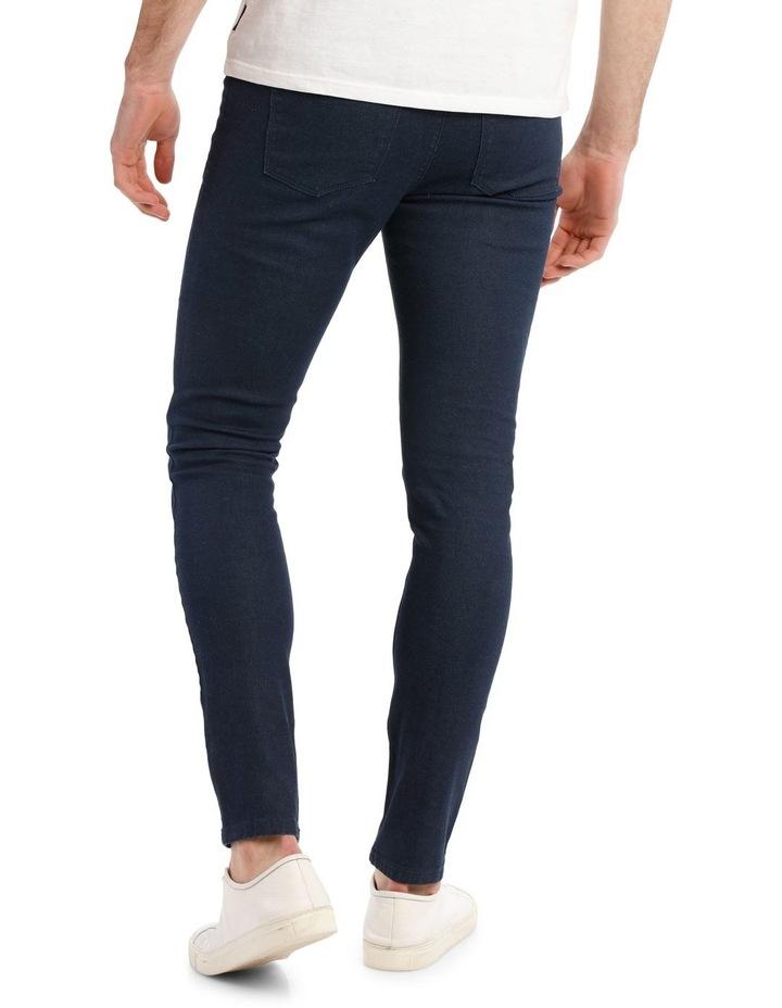 Justin Coated Skinny Jean image 3