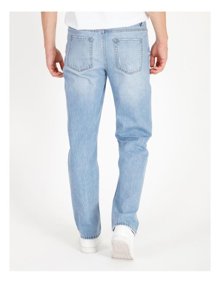 Nineties Straight Leg Jean image 3