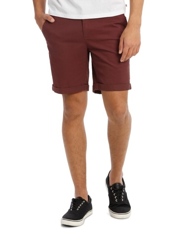 341fbf3a00717 Kenji Core Lincoln Chino Short