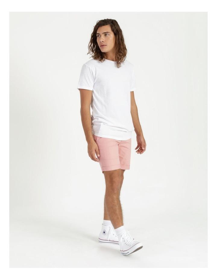 Stollery Chino Short Pink image 3
