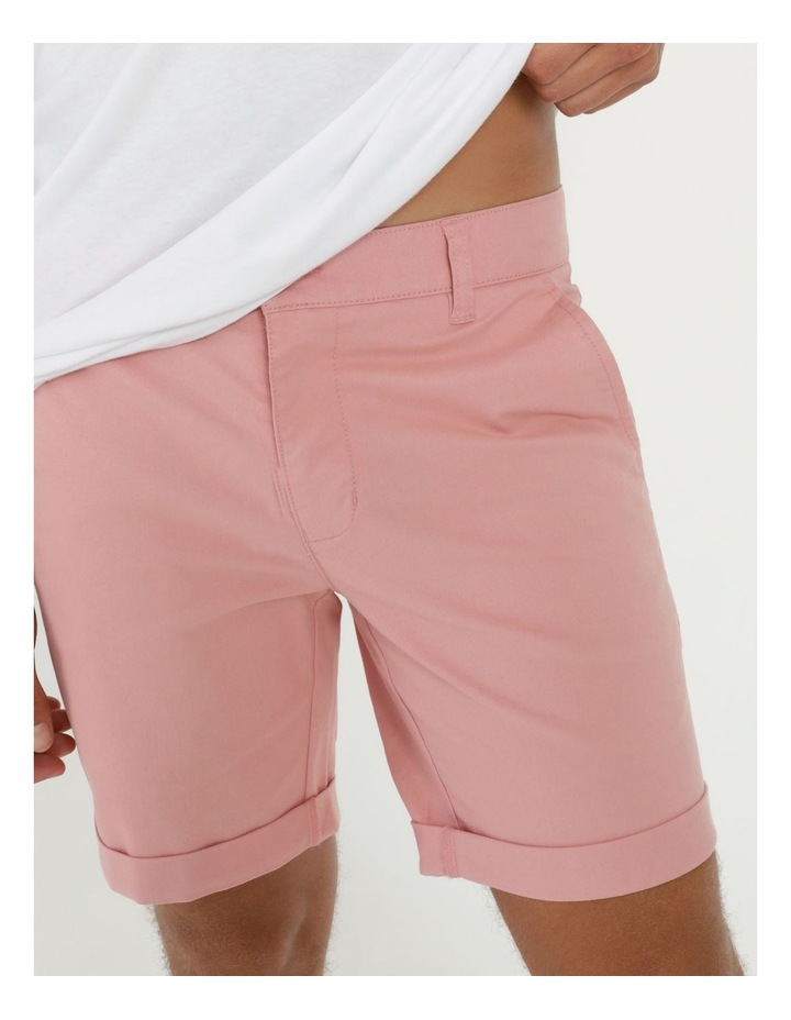 Stollery Chino Short Pink image 5