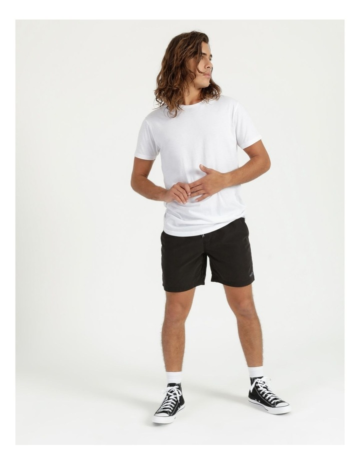 Duo Volley Short Black image 3