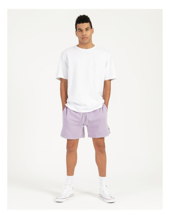 Dooley Sweat Short Lilac image 1