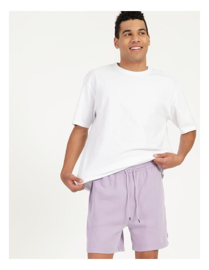 Dooley Sweat Short Lilac image 4