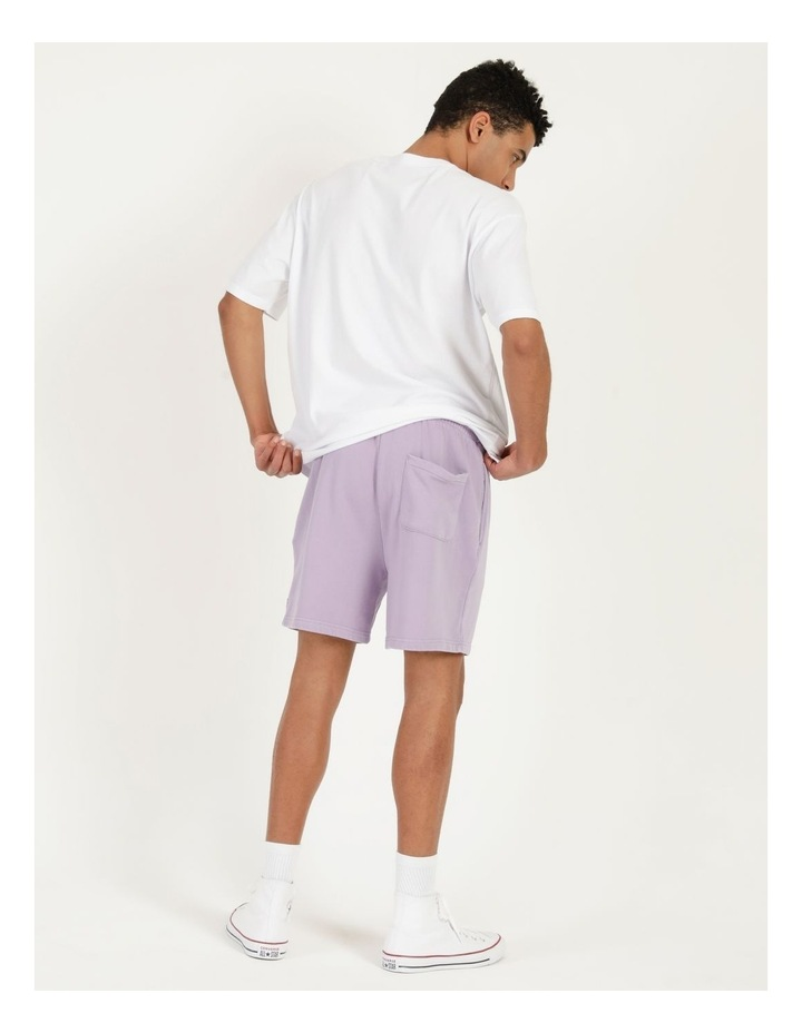 Dooley Sweat Short Lilac image 5
