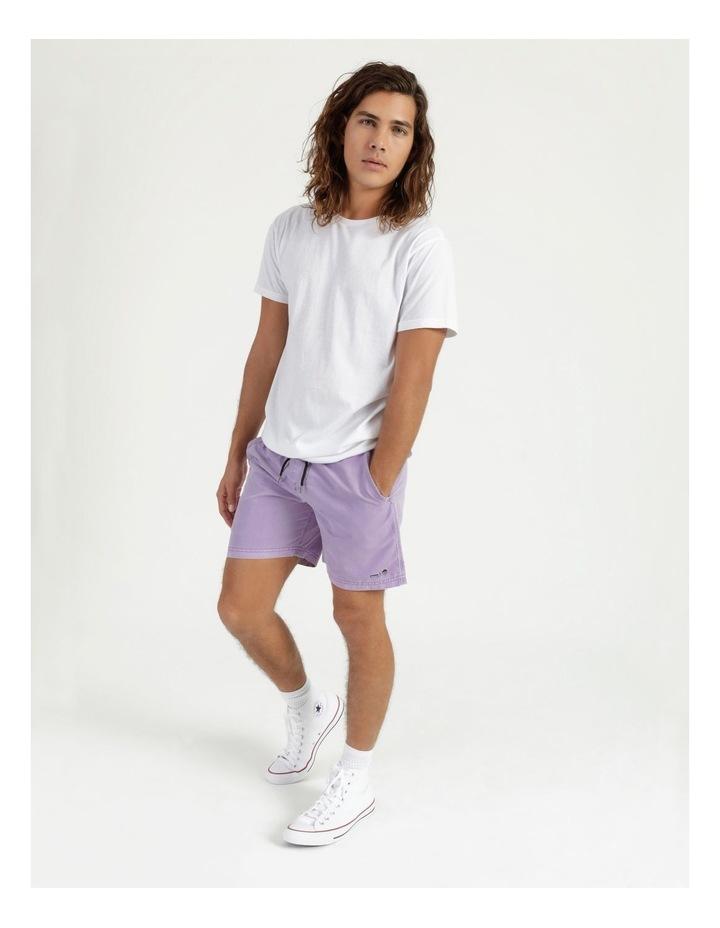 Duo Volley Short Purple image 1