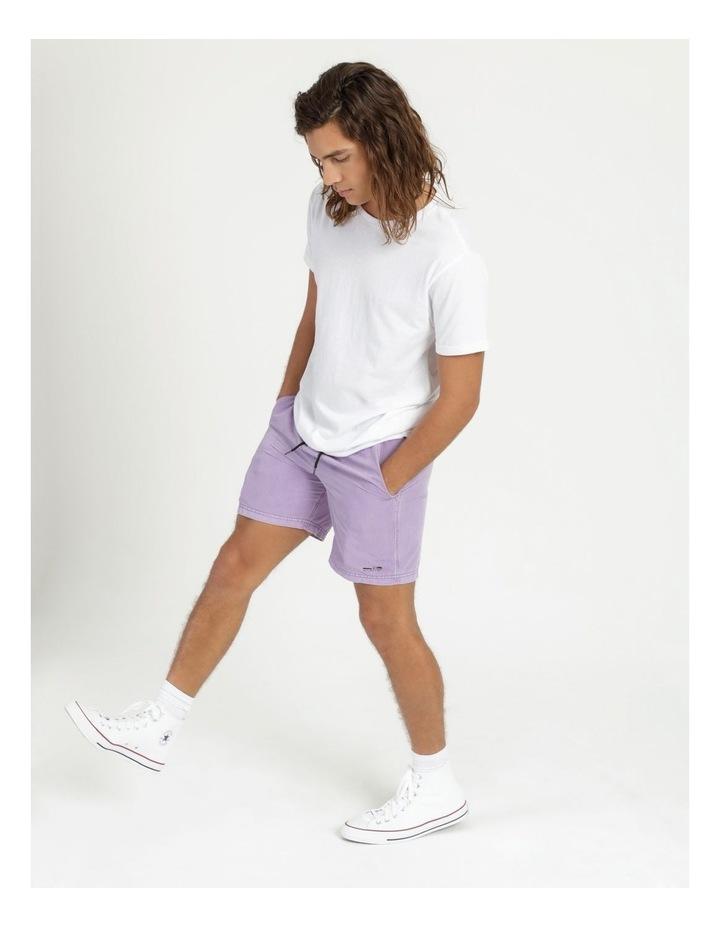 Duo Volley Short Purple image 4
