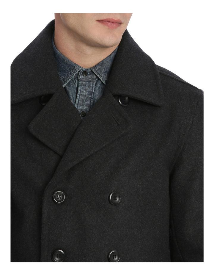 Wardour Melton Pea Coat image 4