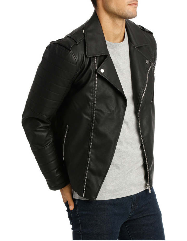 Harley Biker Jacket image 2