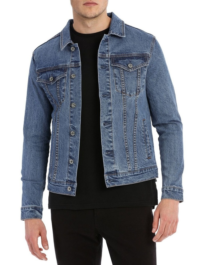 OLLIE DENIM JACKET image 1