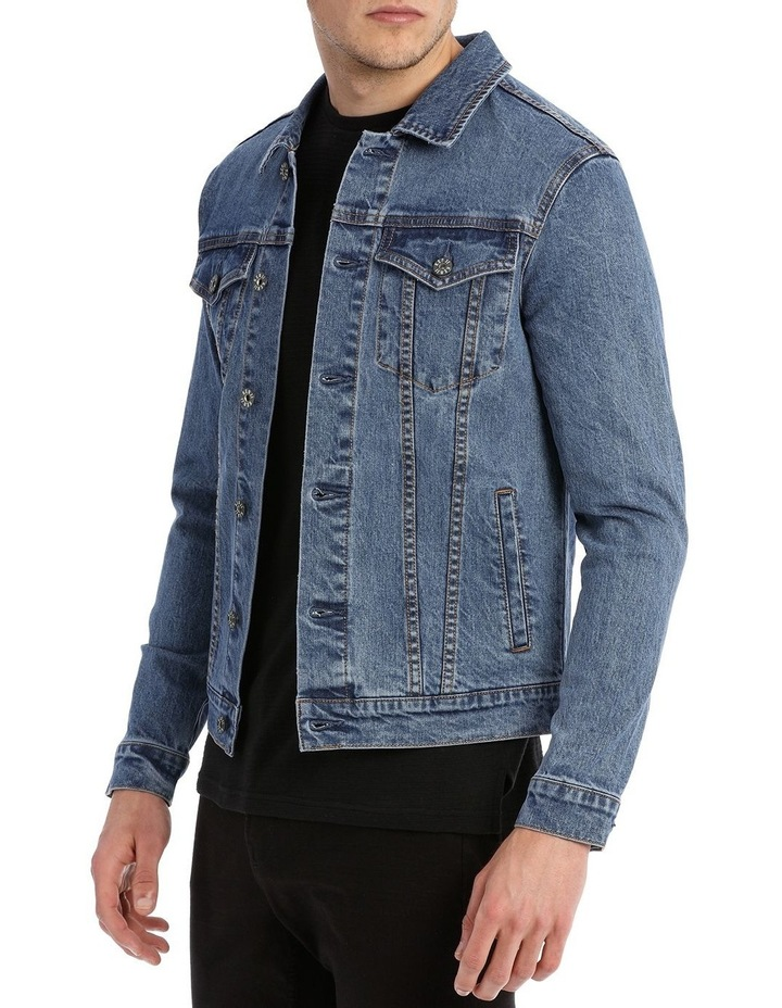 OLLIE DENIM JACKET image 2