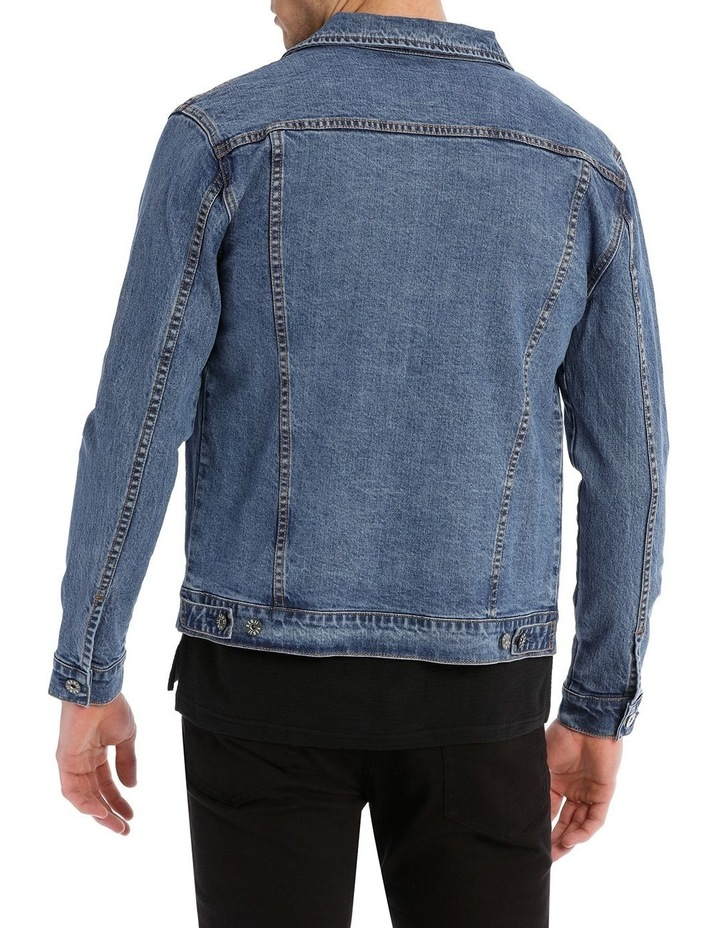 OLLIE DENIM JACKET image 3