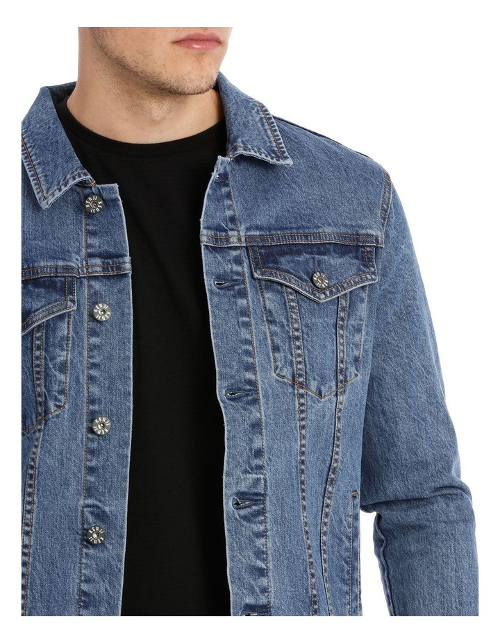 OLLIE DENIM JACKET image 4