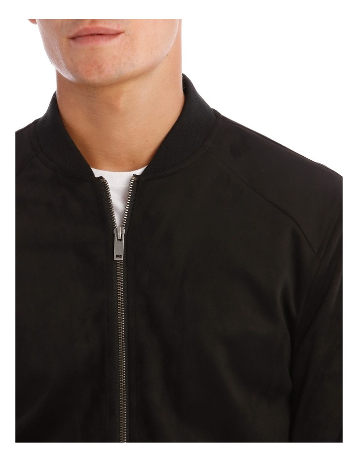 Travis Sueded Bomber Jacket image 4