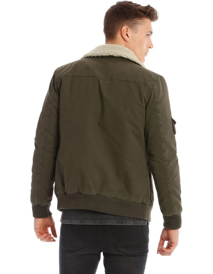 Black Hawk Utility Bomber Jacket image 3