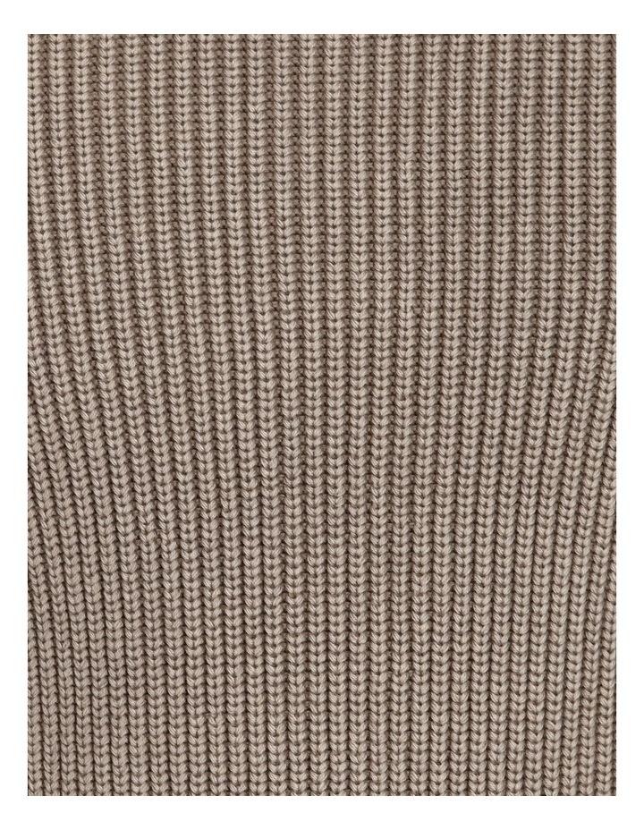 Dazza Fisherman Rib Knit Pullover image 5