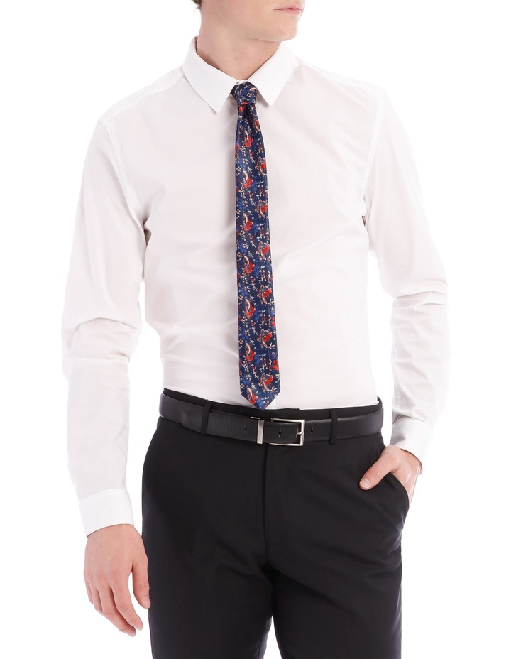 STEVIE STRETCH LONG SLEEVE SUIT SHIRT image 1