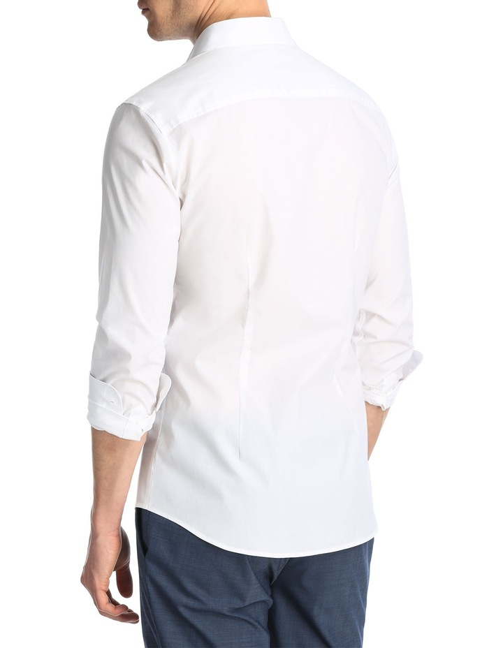 STEVIE STRETCH LONG SLEEVE SUIT SHIRT image 6