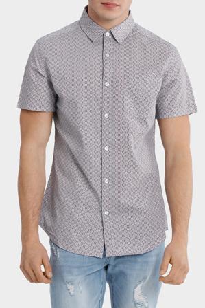 Kenji - Bellagio Print Shirt