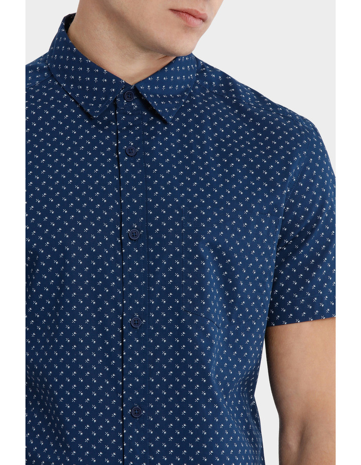 Asquith Print Shirt image 4