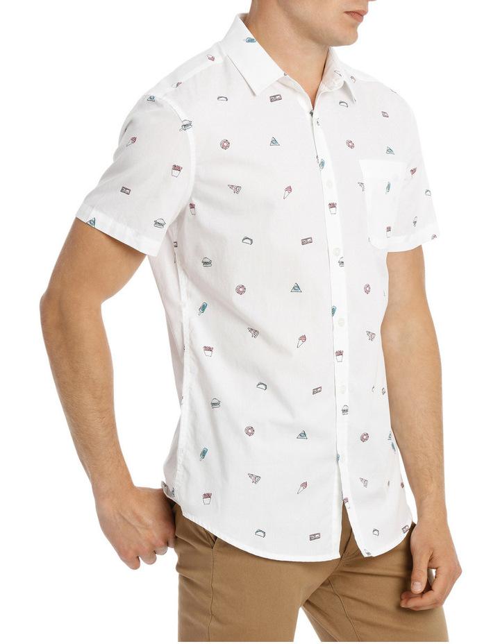 Major Food Group Short Sleeve Print Shirt image 2