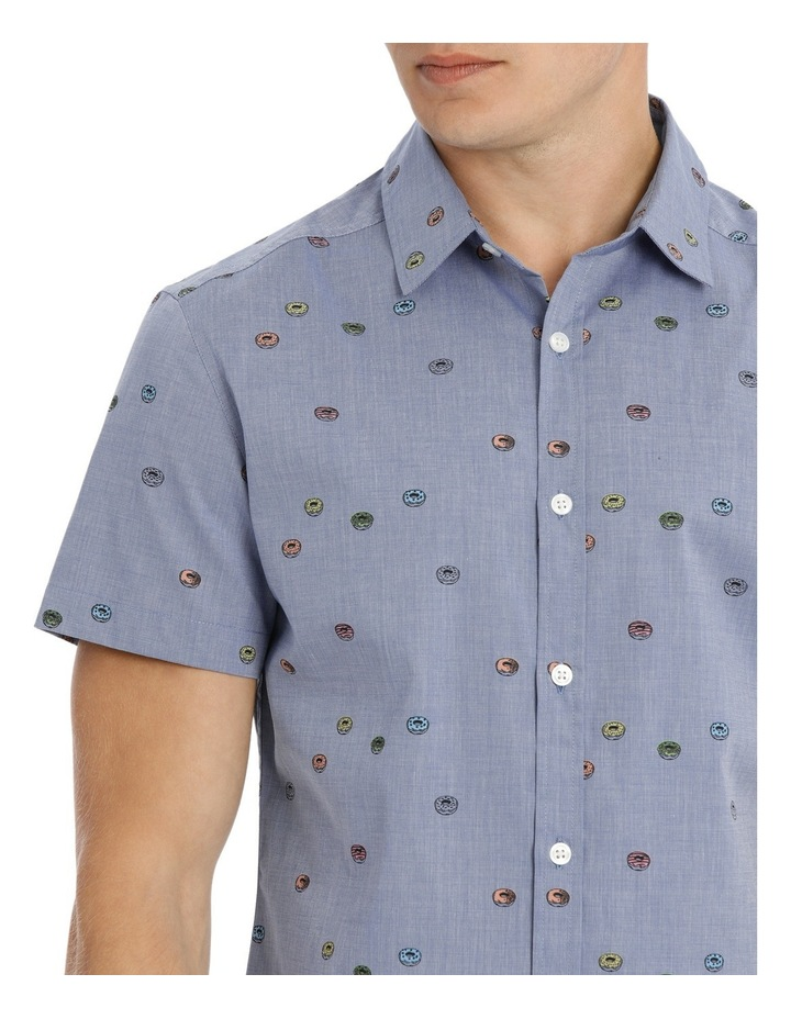 Sugar High Short Sleeve Stretch Shirt image 4