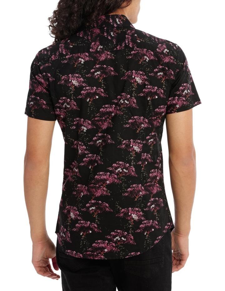 Sakura Print Shirt image 3