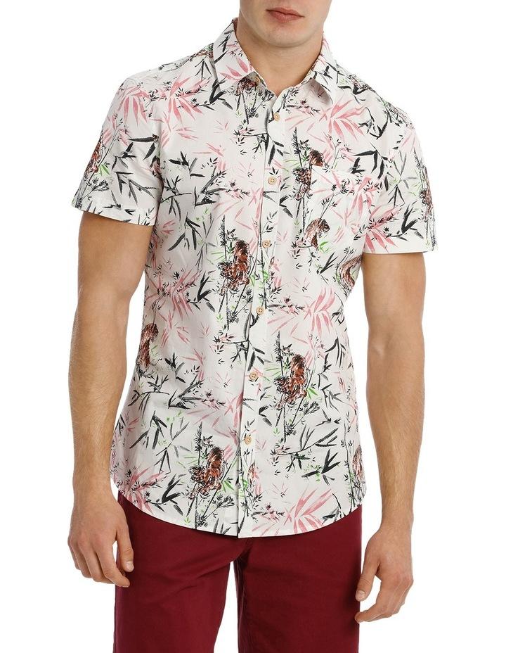 Zen Garden Short Sleeve Print Shirt image 1