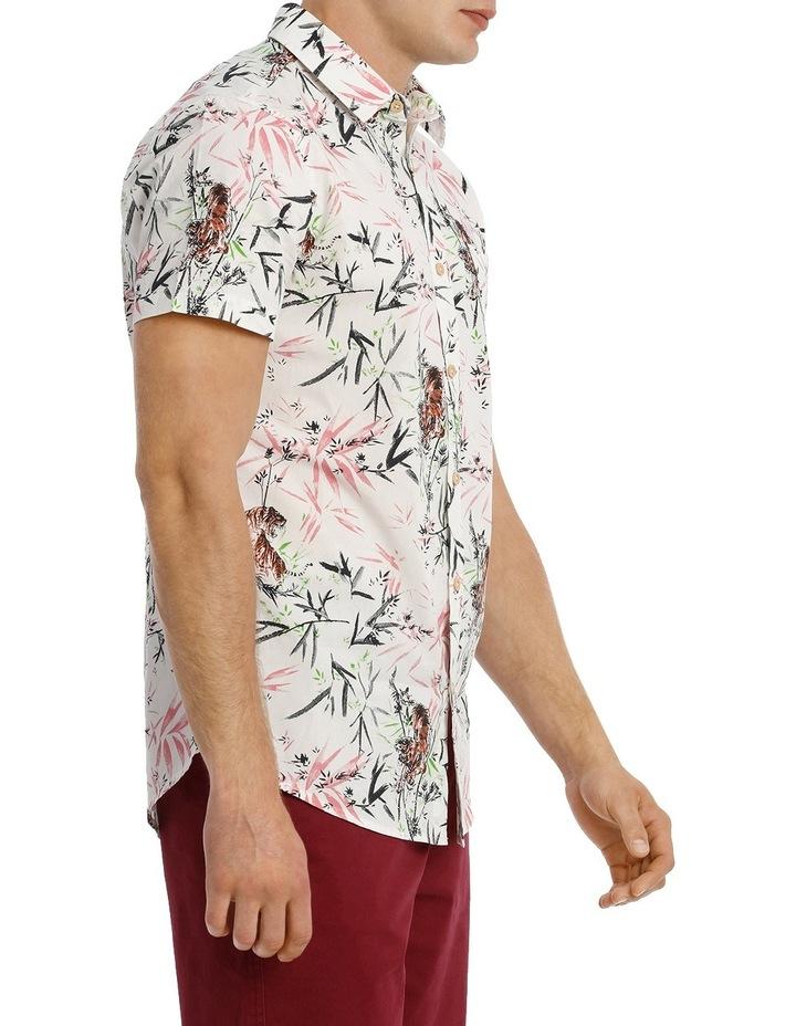 Zen Garden Short Sleeve Print Shirt image 2