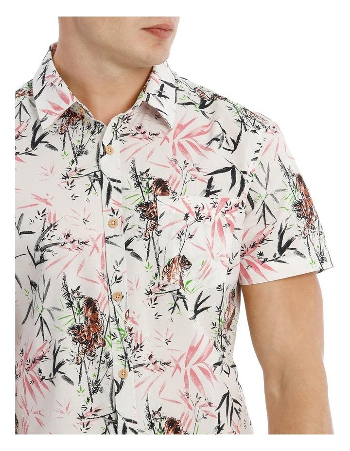 Zen Garden Short Sleeve Print Shirt image 4