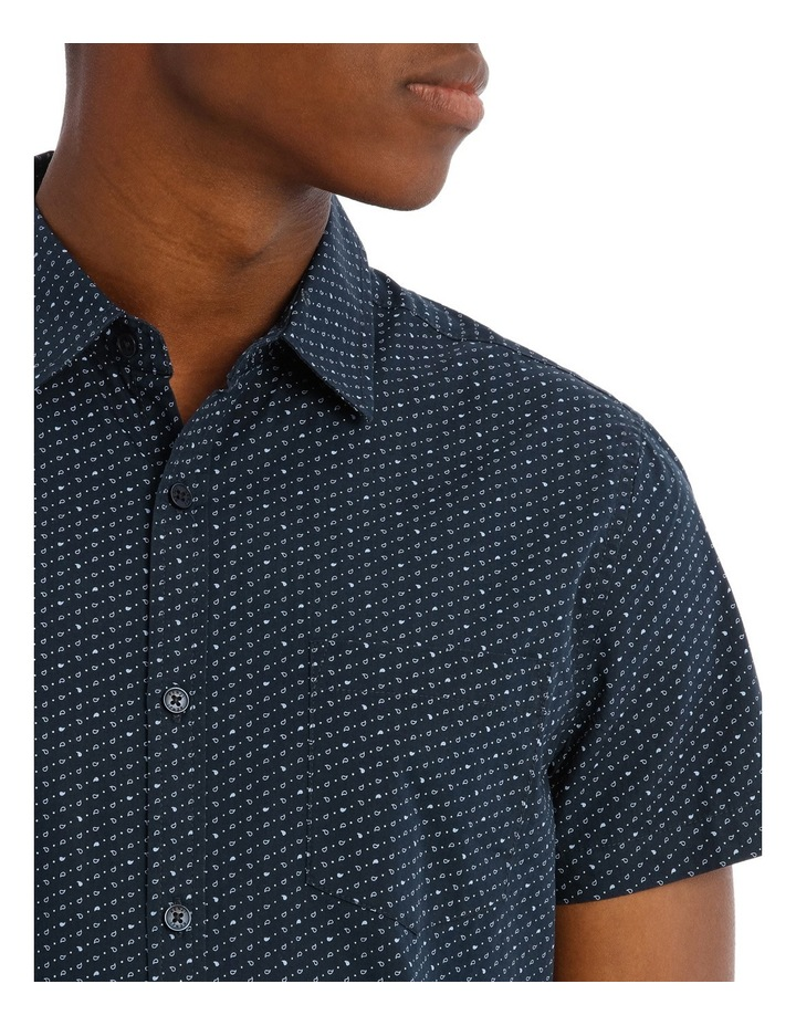 Tear Drop Print Shirt image 4