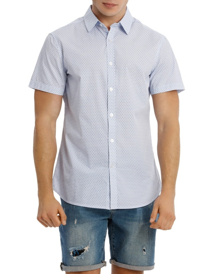 Akan Short Sleeve Print Shirt image 1
