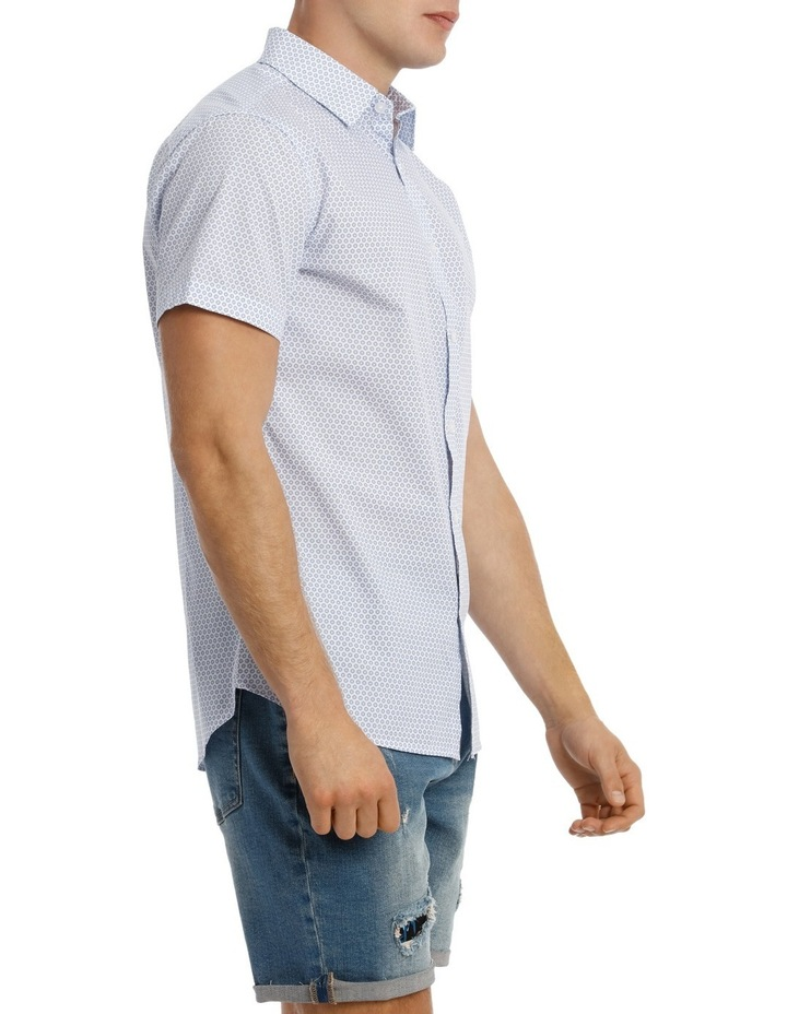 Akan Short Sleeve Print Shirt image 2