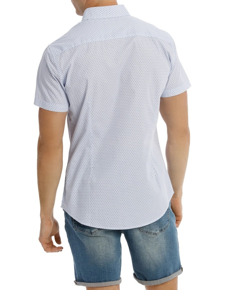 Akan Short Sleeve Print Shirt image 3
