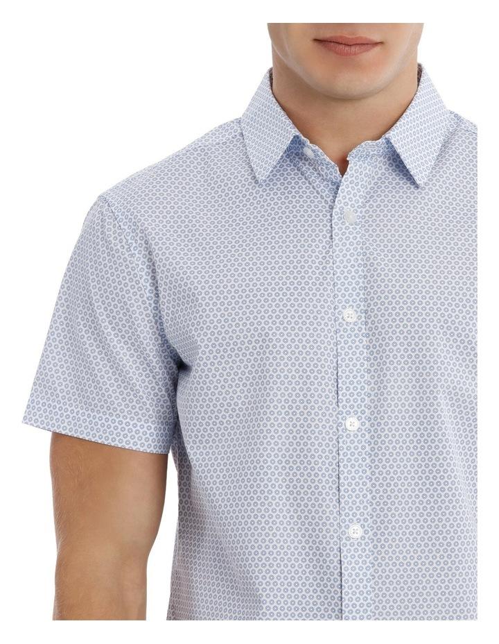 Akan Short Sleeve Print Shirt image 4