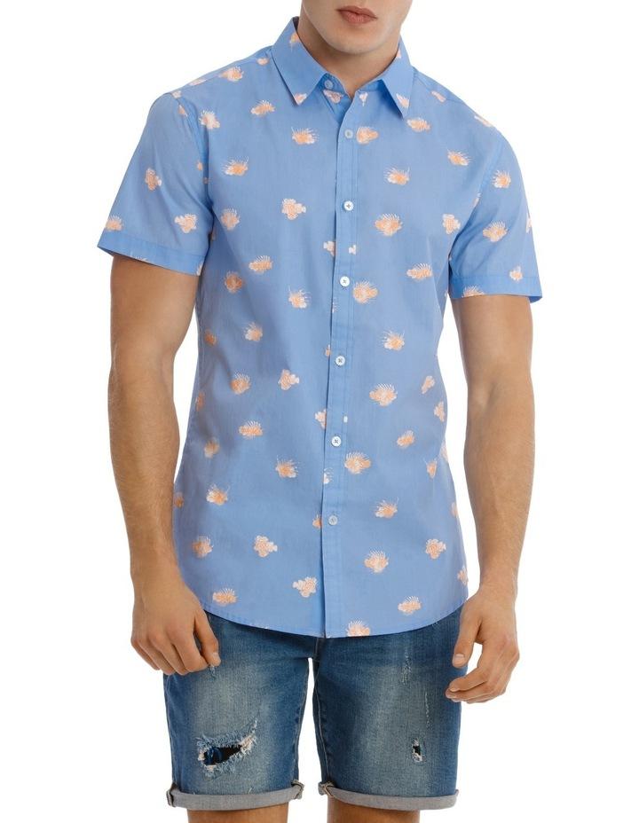 Dragon Fish Short Sleeve Print Shirt image 1