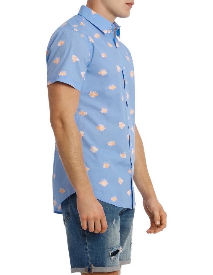 Dragon Fish Short Sleeve Print Shirt image 2
