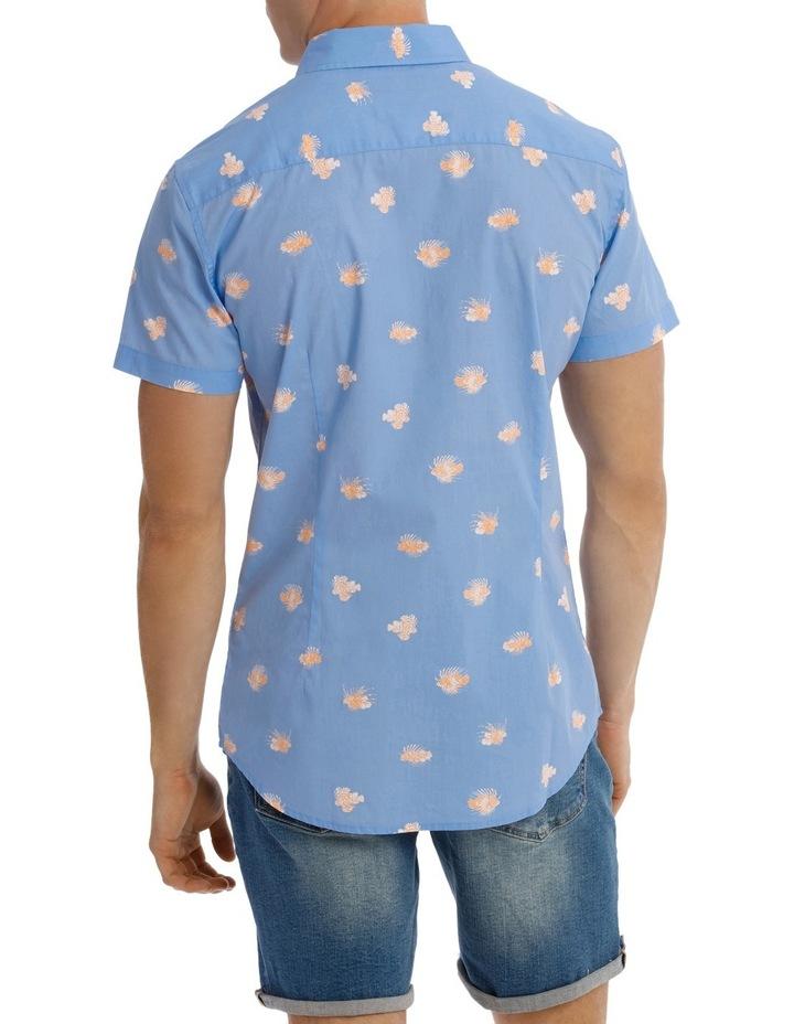 Dragon Fish Short Sleeve Print Shirt image 3