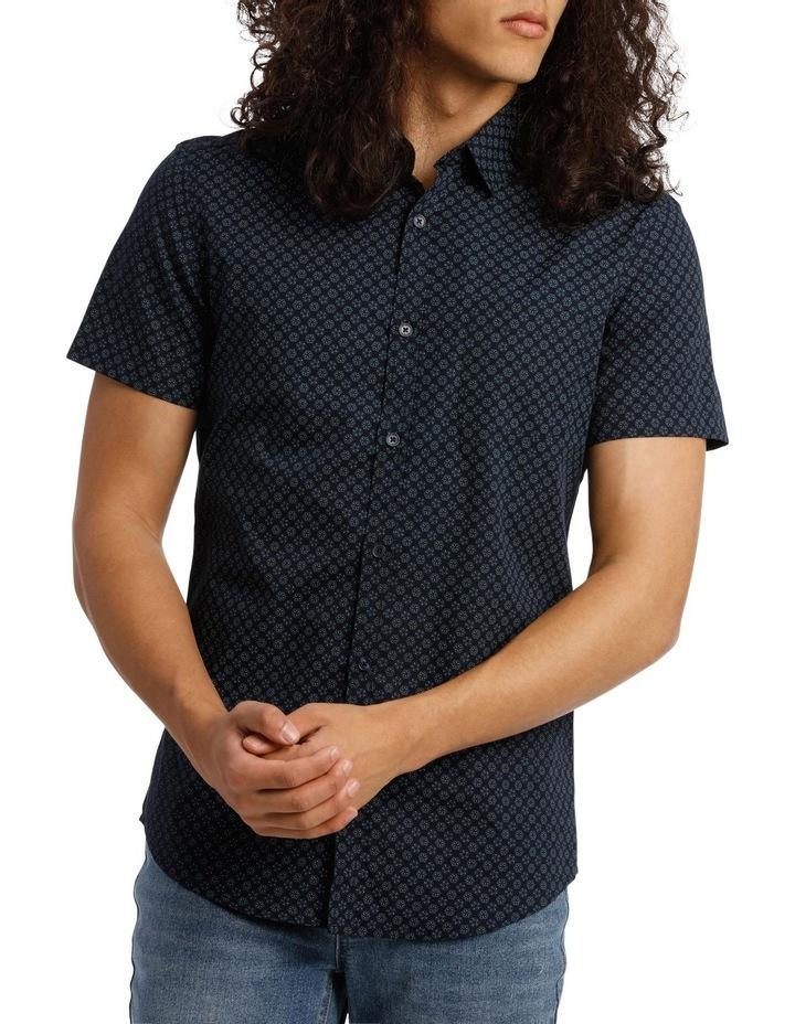 Sapporo Short Sleeve Print Shirt image 1