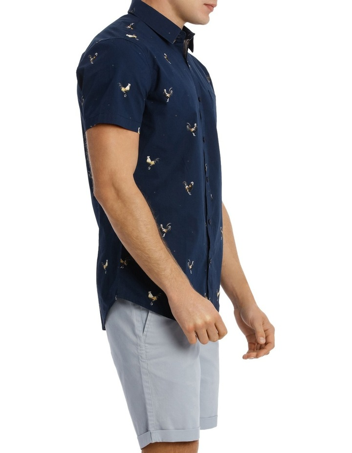 Rooster Island Short Sleeve Print image 2