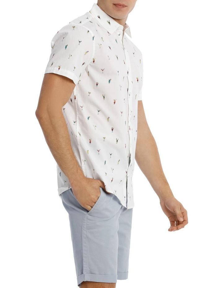 Tequila Sunrise Short Sleeve Print Shirt image 2