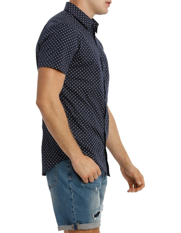 Geo Short Sleeve Print Shirt image 2
