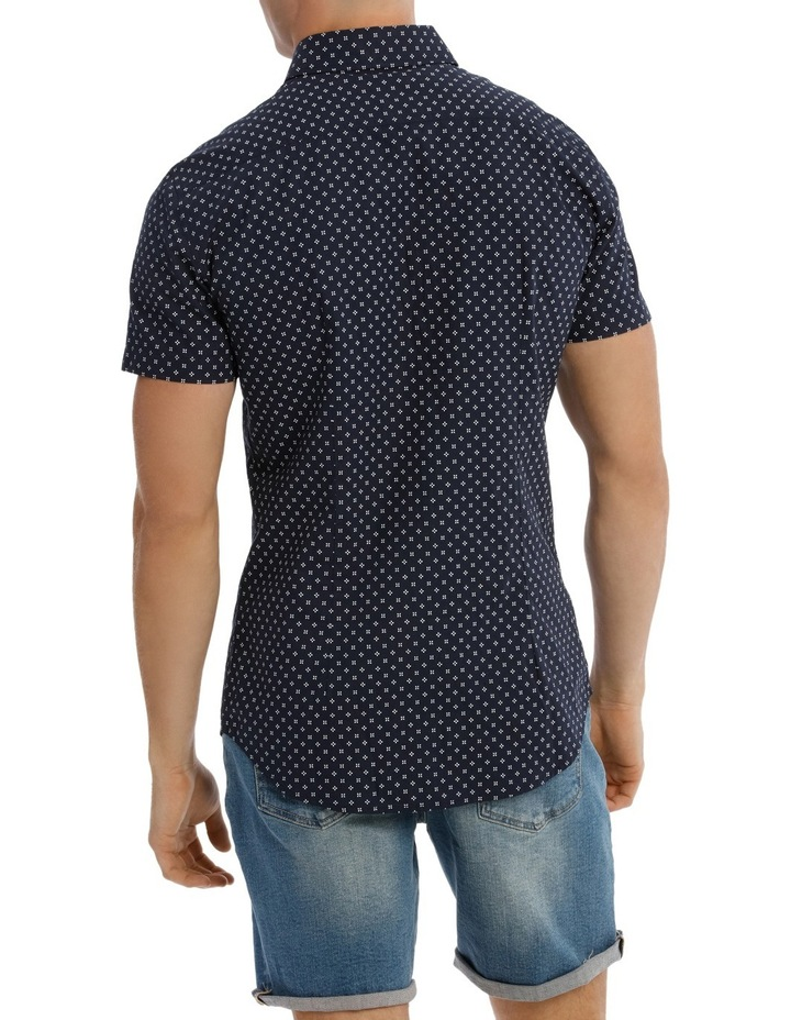 Geo Short Sleeve Print Shirt image 3