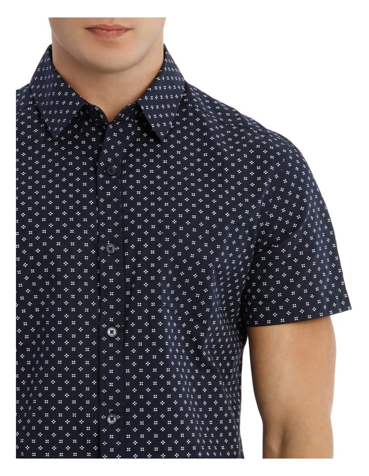 Geo Short Sleeve Print Shirt image 4