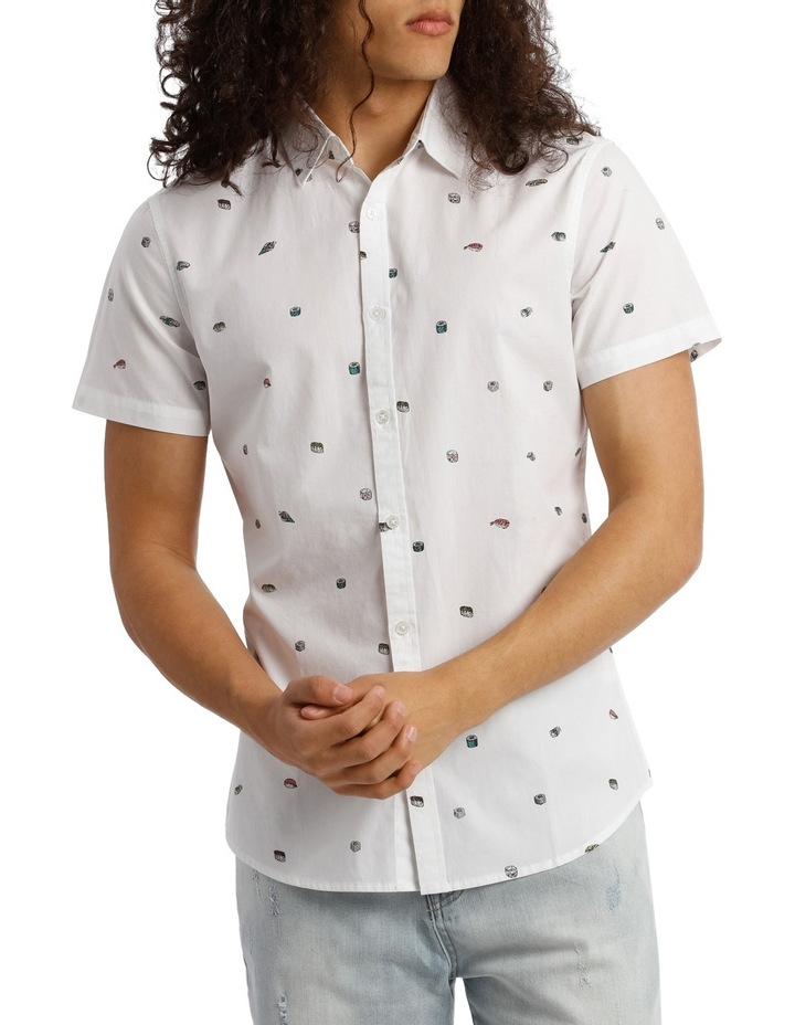 Osaka Short Sleeve Print Shirt image 1