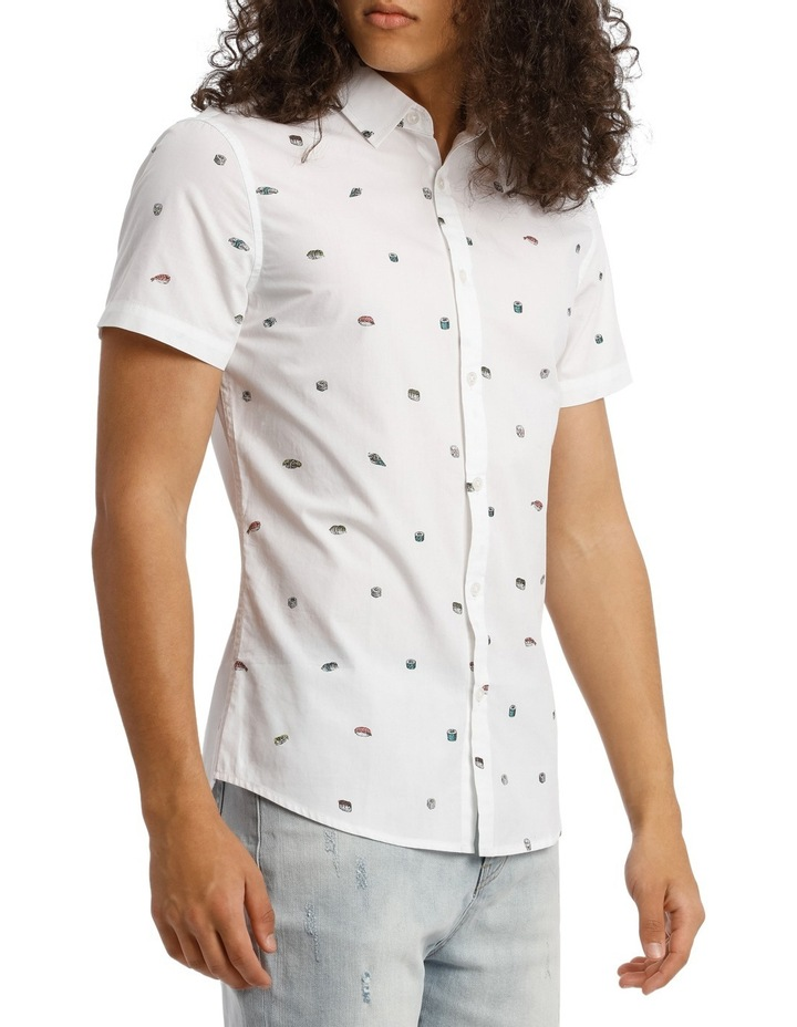 Osaka Short Sleeve Print Shirt image 2