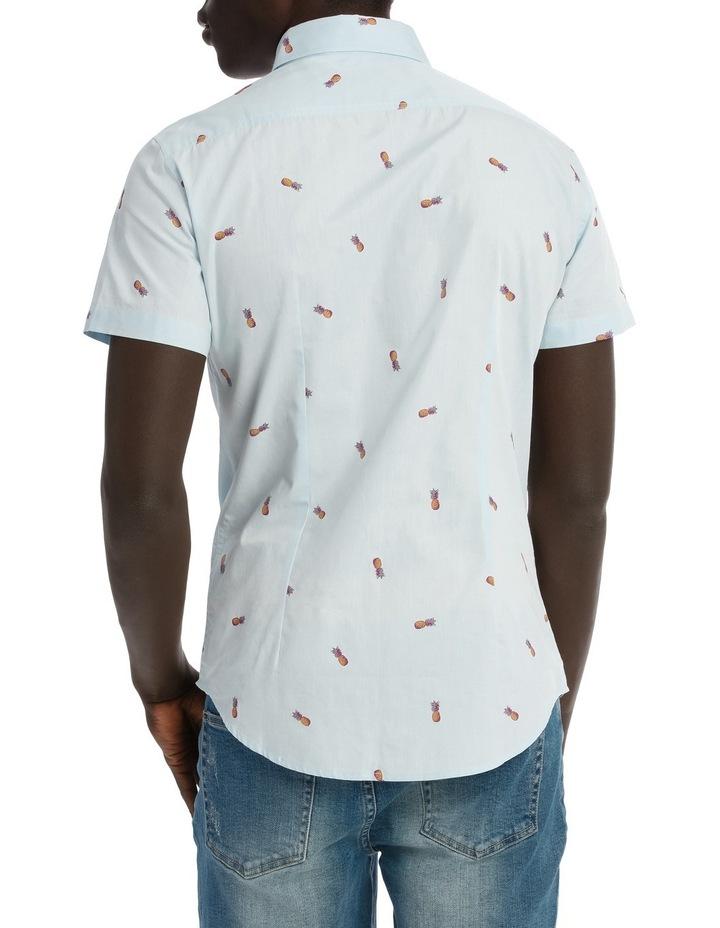 Pineapple Cocktail Shortsleeve Print Shirt image 3